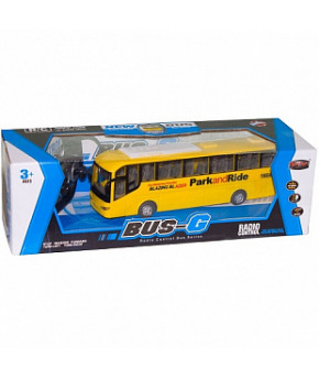 Автобус на радиоуправлении туристический