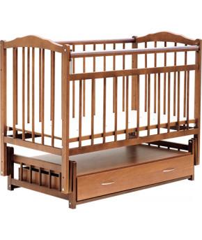 Кровать детская Bambini Classic 10, светлый орех