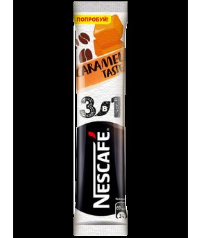 Кофе Nescafe 3 в 1 caramel 14.5г
