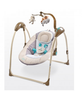 Качели Caretero Loop Beige
