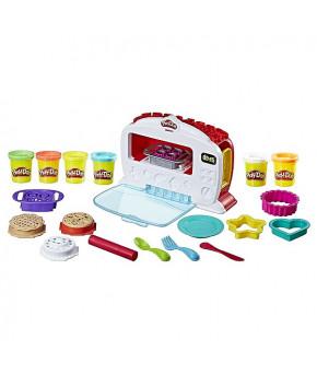 Набор Полесье Play-Doh Чудо Печь