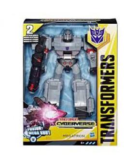 Робот Полесье Transformers Кибервселенная 30см, в ассортименте