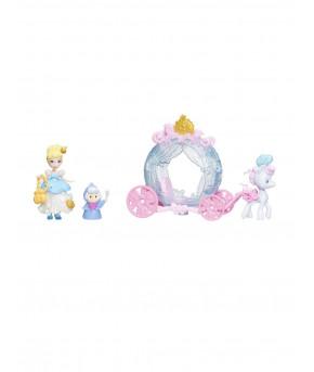 Игровой набор принцесса История Золушки