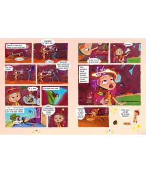 Журнал №11 Сказочный патруль Комиксы с заданиями