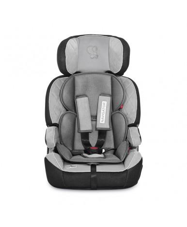 Автокресло Lorelli Navigator Grey 2021 (9-36кг)