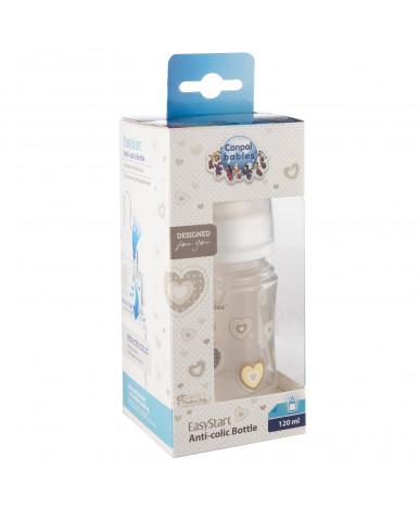 Бутылочка Canpol антиколиковая пластиковая 120мл