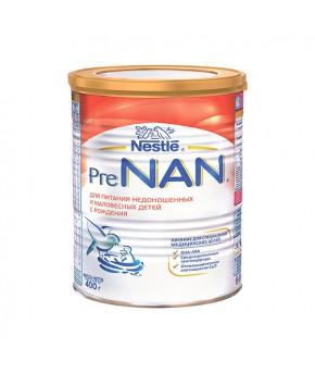 "Смесь ""Nestle"" PreNAN молочная, 400гр"