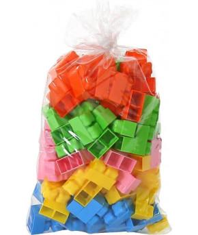 """Конструктор """"Polesie"""" Малютка (120 элем. в пакете)"""