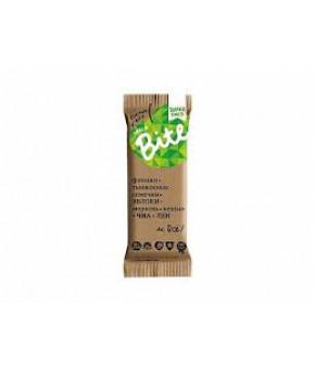 Батончик Bite фруктово-ореховый Морковь-Кешью 45г