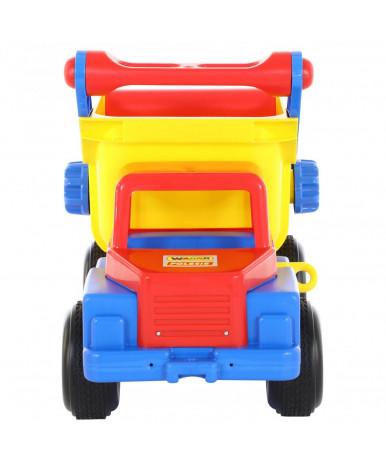 Автомобиль-самосвал Polesie №1 с резиновыми колёсами