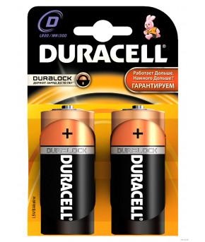 Батарейки Duracell C-LR14 2шт
