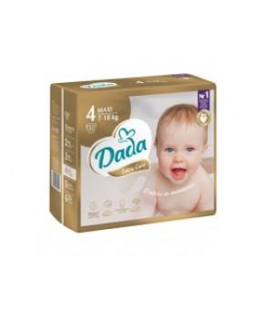 Подгузники DaDa Extra Care 4 MAXI 7-18кг 33шт