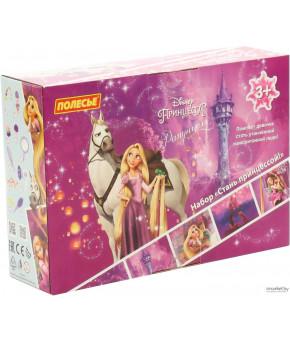Набор Полесье Disney Рапунцель Cтань принцессой