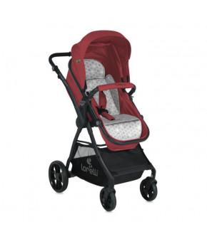 Детская коляска Lorelli Starlight 2в1 Red