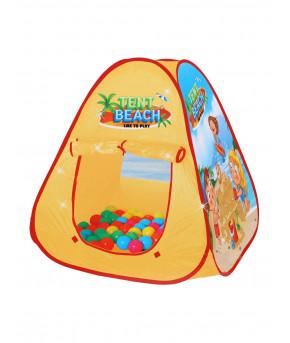 Палатка игровая Elegant Baby 46х180см