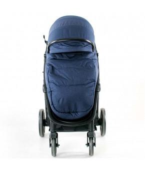 Прогулочная коляска BabyZz B100 синяя