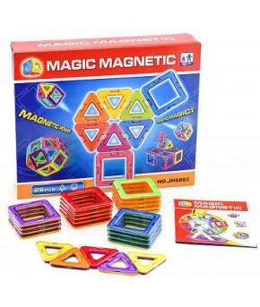 Конструктор магнитный 277C-1647