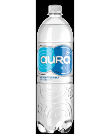 Вода Aura питьевая негазированная 1,0л
