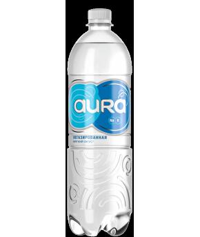 Вода Aura питьевая негазированная 0,5л