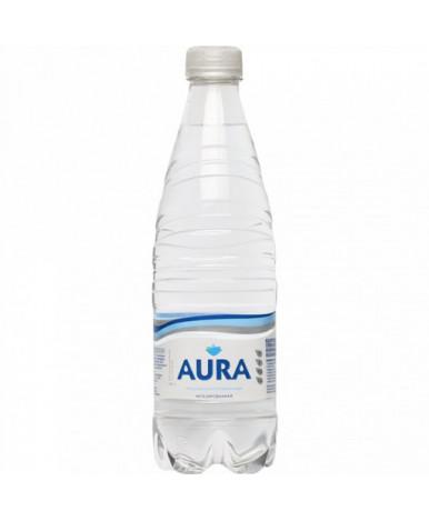 Вода Аура питьевая негазированная 0,5л