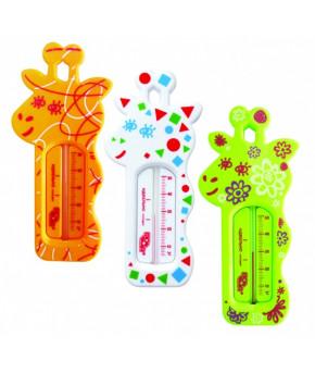 Индикатор температуры воды ПОМА для ванны Жираф