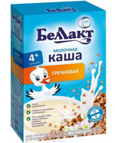 Каша Беллакт гречневая молочная 200г