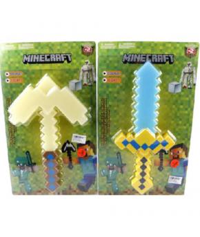 Меч Minecraft Боевое оружие 9812