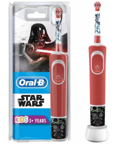 Зубная электрическая щетка Oral-b Stages Star Wars D100.413.2K 3+