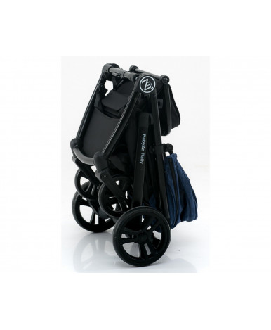 Прогулочная коляска BabyZz Rally GM01 джинс