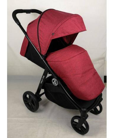 Прогулочная коляска BabyZz Rally GM01 красная