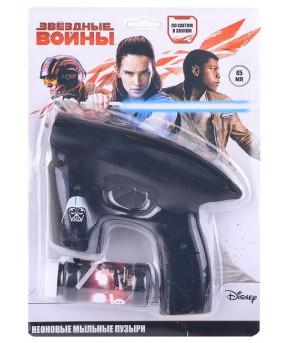 Игрушка для пускания мыльных пузырей Звездные войны 50 мл