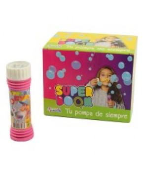Игрушка Мыльные пузыри Bubbles 50 мл с драже сахарным