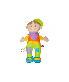 Кукла Fancy Кнопик мягкая