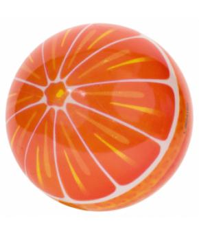 Мяч Фрукты, 11 см
