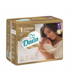 Подгузники DaDa Extra Care 1 Newborn 2-5кг 23шт