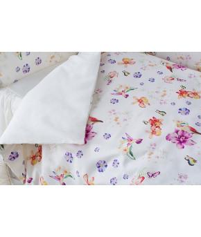 Комплект в кроватку Perina Акварель 6пр