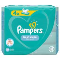 Салфетки влажные Pampers Baby Fresh Quadro 52шт