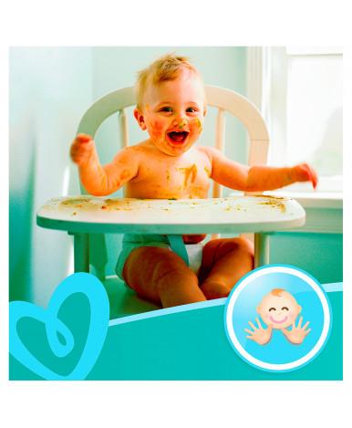 Салфетки влажные Pampers Baby Fresh Quadro 4х52 шт