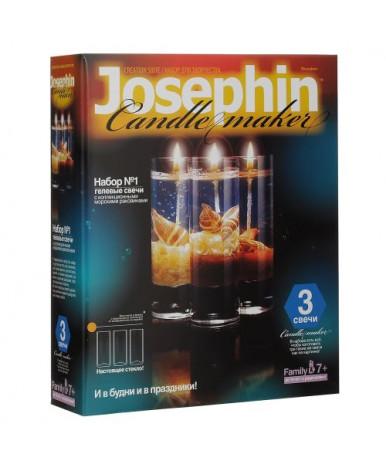 Гелевые свечи с ракушками Набор №1