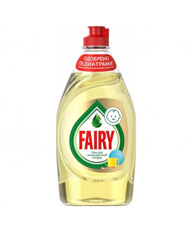 """Гель """"Fairy"""" для мытья детской посуды, 450мл"""