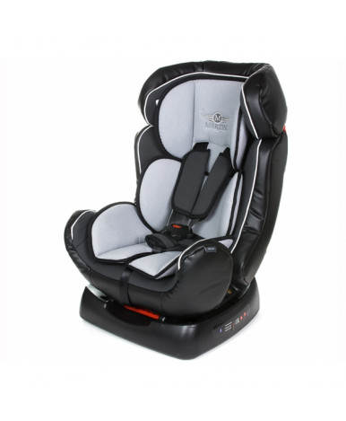Автокресло Martin noir BAB008 MILTON Grey cushion (0-25кг)