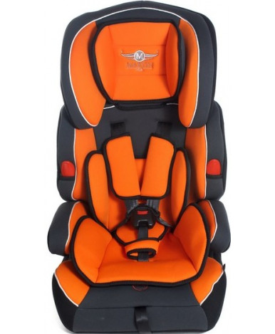 Автокресло Martin noir Ploneer BAB001 Orange tiger (9-36кг)