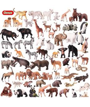 Фигурка Диких животных Fanny animals (ассорти)