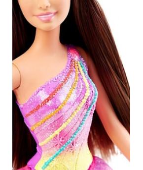 Кукла Barbie Принцессы DHM49