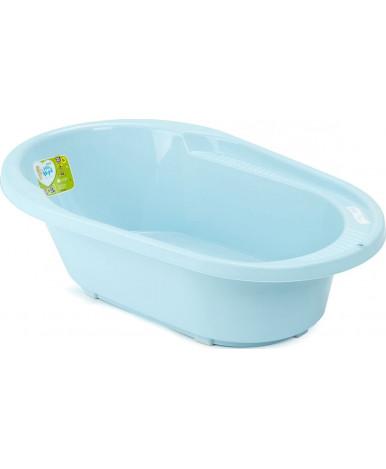 Ванна Little Angel Cool со сливом голубой