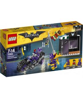 Конструктор Lego Batman Movie Погоня за Женщиной-кошкой