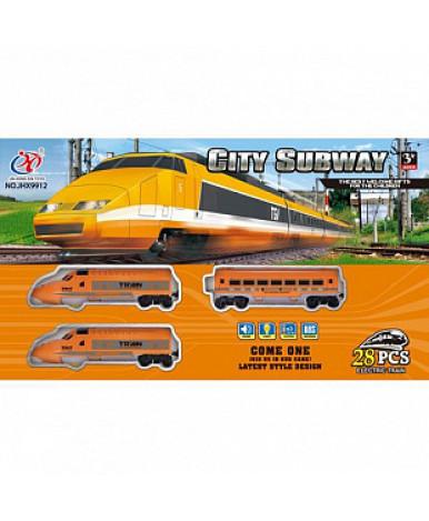 Железная дорога City Sybway