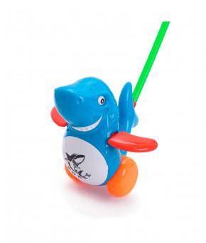 Игрушка-каталка Акула 986-39