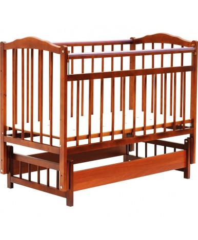 Кровать детская Bambini Classic 11, светлый орех