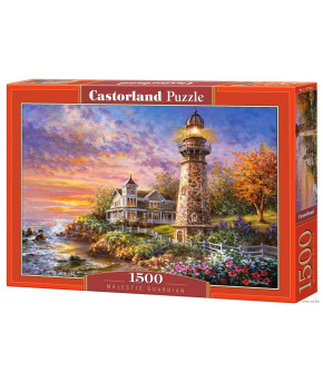 Пазл Castorland 1500 (Маяк на берегу)